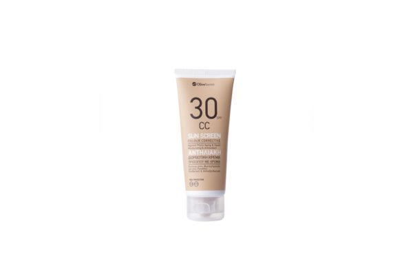 CC SUNSCREEN FACE CREAM 30SPF