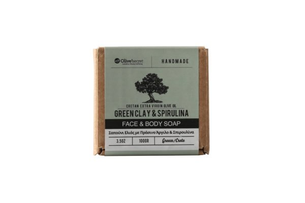 soap green clay