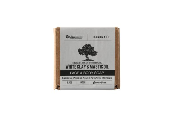 soap white clay